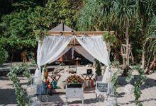 Sasha & Craig by R Bali Wedding