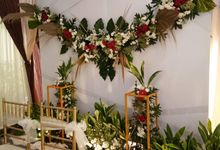 Wedding Decoration by SS Wedding