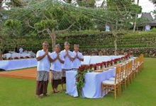 Amy & Josh Wedding Reception by KORI Catering