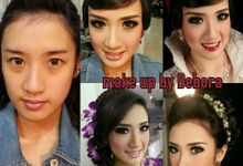 CLARISSA by Debo Make up Artist