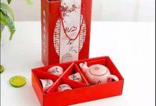 Premium Gift Set by Alleriea Wedding Gifts