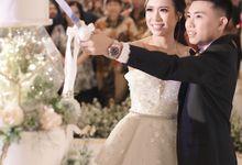 Wedding Of Claudio & Diana by JWP Wedding