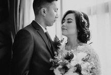 The Wedding of Ezra & Clara by Tandhakala