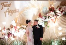 FUAD & ANGELIA - Decor by WHITE PEARL Decor by ASA organizer