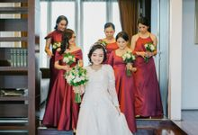 The Wedding of Ezra & Clara by Tandhakala