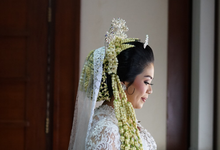 Almira & Radhi by 7WeddingConcept