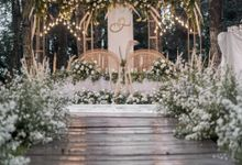 The Wedding Of Hashim and Denise by Elior Design