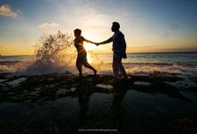Prewedding Edison & Devina by Monchichi