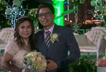 Wedding Day of Rio & Ivana by D'banquet Pantai Mutiara