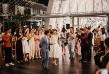 The Wedding of Kevin Wijaya & Luisa Andrea by Lithe Atelier