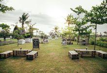 Allan & Fanesya Wedding by Debali Organizer