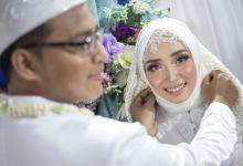 Wedding of Feny x Mahar by GARIS 99 PHOTOGRAPHY