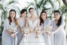 Wedding Tobi & Chrisania by My Story Photography & Video