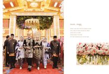 Wedding Tari & Kemal by Luqmanfineart