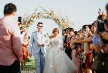 Wedding Of Ryan Allvi & Fransisca Fortunata by Nika di Bali