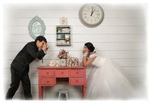 Prewedding Dedy & Fitri - Indoor by CUCU FOTO BRIDAL