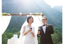 Celebrating Benjamin & Pei Yi by Love & Love Wedding Planner