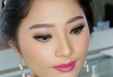 Ms. Vania by Virda Make Up Hairdo