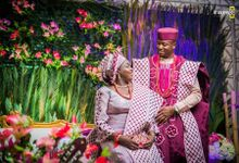 Ayobola Ojuawo and Abiodun Adebowale Nigerian wedding love Story by Rayhouse Studios