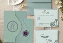 Wedding invitation design for Gavin Hughes  & Chloe McDonald wedding by 123WeddingCards