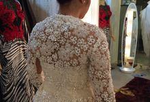 Client Fitting & Special Design Gown and Kebaya part 2 by Tommy Figo