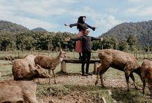 Prewedding Dian & Mala by Afphotowrk