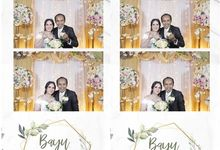 Photostrip 4 Hours Bayu & Genny by Austin Photobooth
