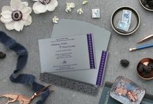 Beautiful Designer Wedding Invitations - IndianWeddingCards by IndianWeddingCards