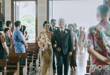 The Wedding of Dea & Reza by MORS Wedding