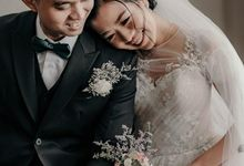Dedi and Dhyani wedding by Amour Management