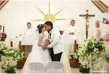 Fernan James and Zyrah Kate wedding by One Happy Story