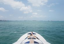 Yacht Wedding by Chere Weddings & Parties