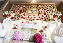 Platinum Package Decoration by Hotel Olive