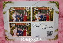 Farah and Grandy's Wedding by Picto Booth