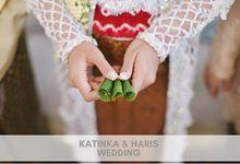 KATINKA & HARIS WEDDING by Seserahan Indonesia