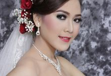 The Wedding Day by Yuliana Makeup Artist