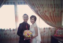 THE WEDDING OF JULIUS & SISKA / 08.03.15/ EMPORIUM BALLROOM, PLUIT, JAKARTA by AS2 Wedding Organizer