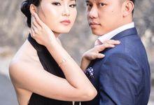 Prewedding Marcella & Edwin by Aurelia Giani Makeup