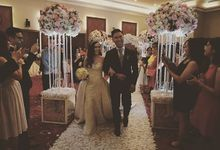 The Wedding Of Andrew & Yunita by ID Organizer