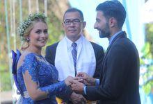 Wedding Ceremony at Park by Bali safari & Marine Park