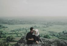 P Day Ali + Wiwik by Azkia Project