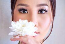 Wedding makeup - Jessica by Winajonathan Makeup Artist