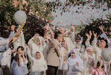 Wedding Yusnita & Zeni by Blanca Studio