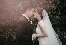 Prawira & Feli Wedding by unravel photograph