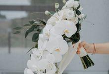 Davina & Jeremy Decoration  by House of Wedding & Event Styling