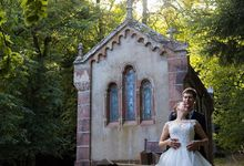 Wedding summer photography in Alsace by Clover Photographies - Wedding photographer in Alsace
