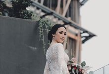 The Wedding of Shabrina & Gibran by Chandani Weddings