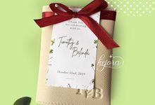 Timothy & Belinda by Kejora Gift & Souvenir