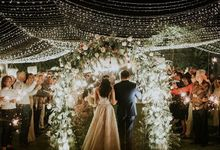 The Wedding of Evelyn & Raymond by Bali Eve Wedding & Event Planner