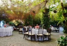 Christian Wedding at Fernwood Gardens by ALTUZ events